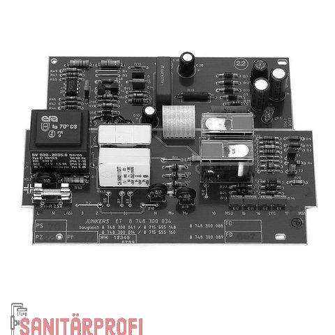 Leiterplatte Ionisation (87483000340)