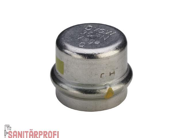 Viega Verschlusskappe mit SC, 0256 (34699487256)