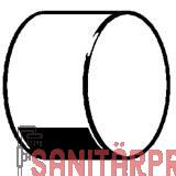 Schutzkappe für Sanpress Rohr, 22 Viega 612061 (612061)