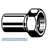 Sanpress Inox-Verschraubung, flachd., 22xG1 Viega 438203 (438203)