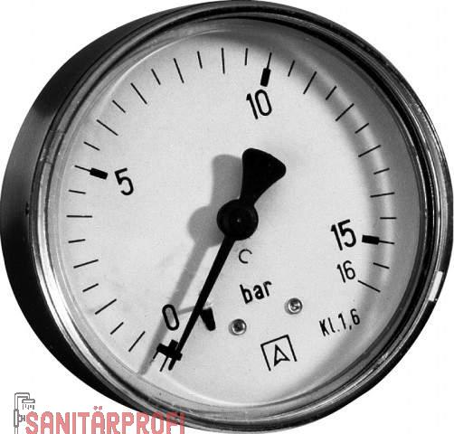 Manometer 0-10 bar (500176498)